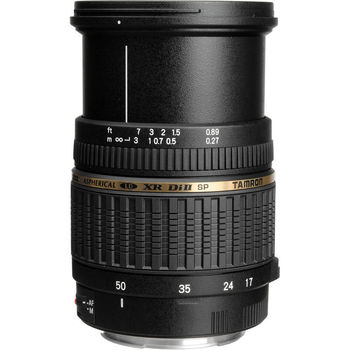 Rent Tamron Zoom SP AF 17-50mm f/2.8 XR Di II For Canon