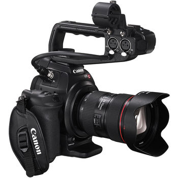 Rent Canon C100 Camera kit