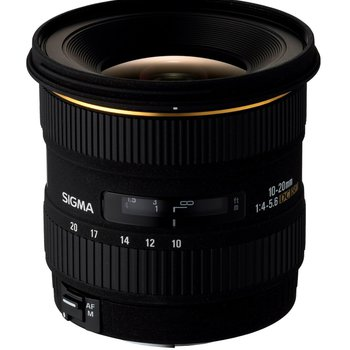 Rent Sigma 10-20mm f/4-5.6 EX DC HSM Lens for Canon Digital SLR C