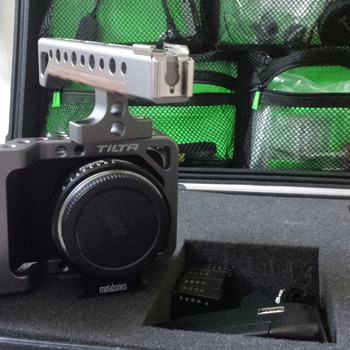 Rent Blackmagic Pocket Kit w Speedbooster