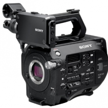 Rent Sony FS7 with Metabones adapter for EF lenses