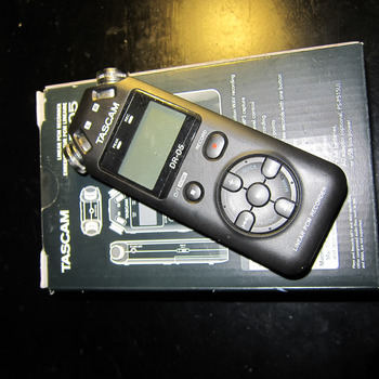 Rent Tascam DR-05 Audio Recorder