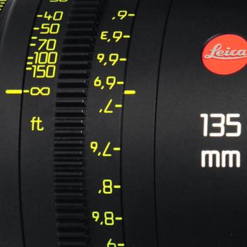 Rent Leica Summicron-C (7 Lens Set w/ 135mm)