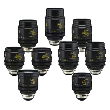 Rent Cooke Mini S-4 Full Set of 9