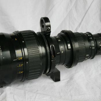 Rent Angénieux 17-102mm HR T2.9