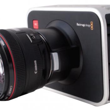 Rent Blackmagic 2.5K Cinema Camera kit