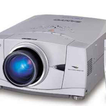 Rent Sanyo PLC-XP57L 5,500 Lumens Projector