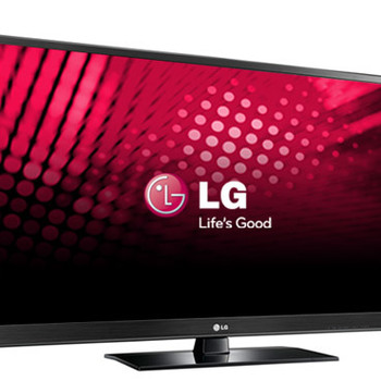 "Rent LG 60"" HD Plasma Screen"