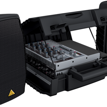 Rent Behringer Europort EPA150 Compact PA System