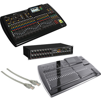 Rent Behringer X32 Digital Mixing Console w/ S16 digital snake