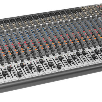Rent Behringer Eurodesk 32-Channel Mixing Console