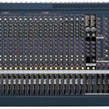 Rent Yamaha MG 24-14 FX Mixing Console