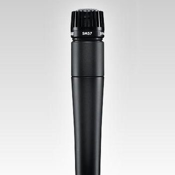 Rent Shure SM 57 Microphone
