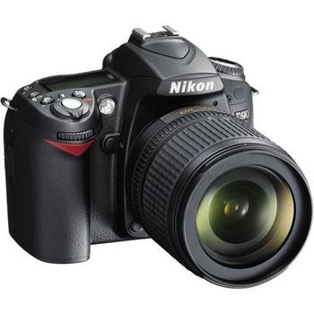 Rent Nikon D90 & F/3.5-5.6 18-70 mm lens