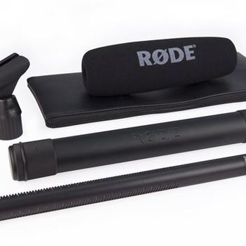 Rent Rode NTG3 Shotgun Mic and Boompole