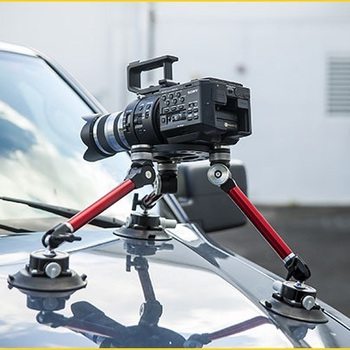 Rent Spider pod Car mount