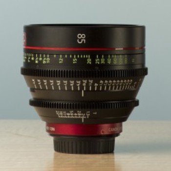 Rent Canon CN-E 85mm T1.3 L F Cinema Prime Lens