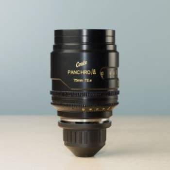 Rent Cooke Panchro miniS4/i 75mm T/2.8