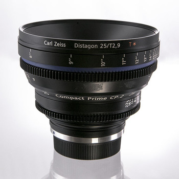Rent Zeiss CP.2 25mm/T2.1