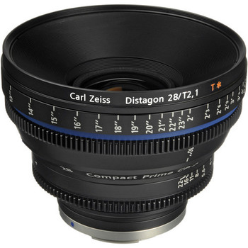 Rent Zeiss Compact Prime CP.2 50mm T/2.1