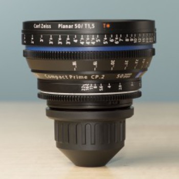 Rent Zeiss Compact Prime CP.2 Super Speed 50mm T/1.5