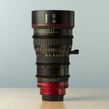 Rent Canon CN-E 30-105mm T2.8 L S Cinema Zoom Lens