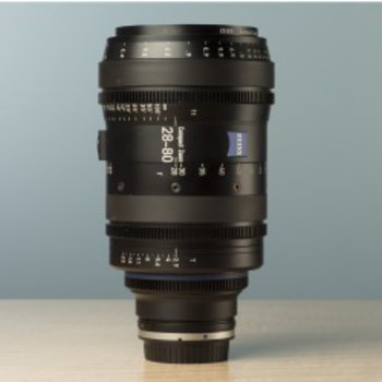 Rent Arri Zeiss 28-80mm T2.9 Compact Zoom CZ.2 Lens