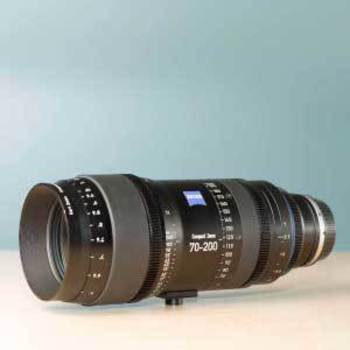 Rent Zeiss Compact Zoom CZ.2 70-200mm T/2.9