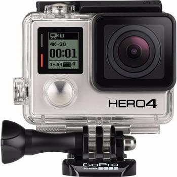 Rent Gopro HERO4 Black with tripod mount
