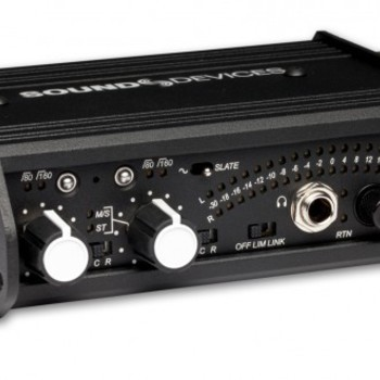 Rent Sound Devices MixPre-D