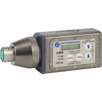 Rent Lectrosonics HM – Plug-on transmitter
