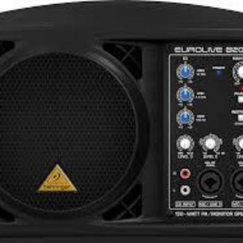 Rent Behringer EUROLIVE B205D Speaker System
