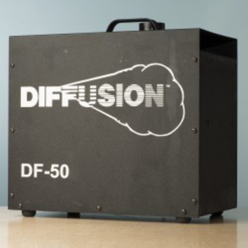 Rent Reel EFX DF-50 Diffusion Hazer (fog machine)