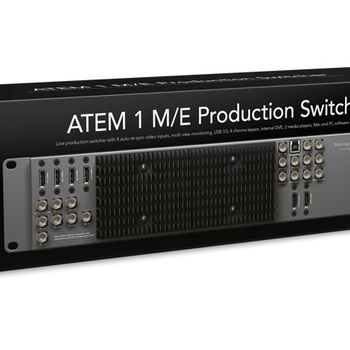 Rent Black Magic ATEM 1 production switcher