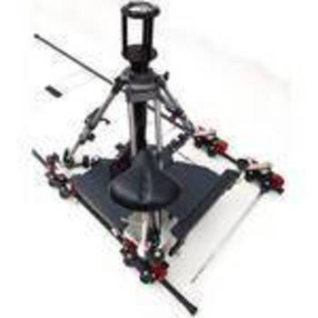 Rent Indie Universal Dolly with 12 foot straight track