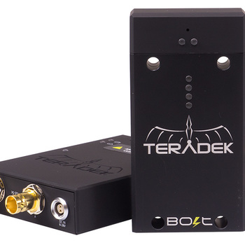 Rent Teradek Bolt with TVLogic monitor