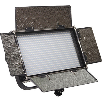 Rent Ikan IFB576 Bi-color LED Light with stand, AC and battery