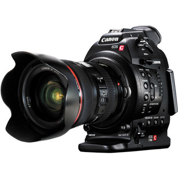 Rent Canon EOS c-100 package