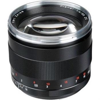 Rent Zeiss 85mm f/1.4 ZE (Canon)