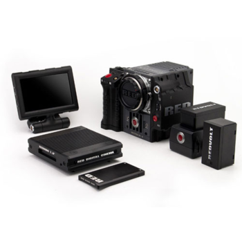 Rent DP with a Red Scarlet Camera including camera accessories