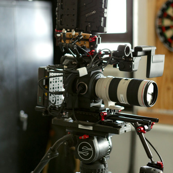 Rent Canon C300 Package (Camera, Lenses, and Support)