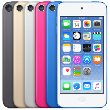 Rent iPod touch 5th generation  16GB