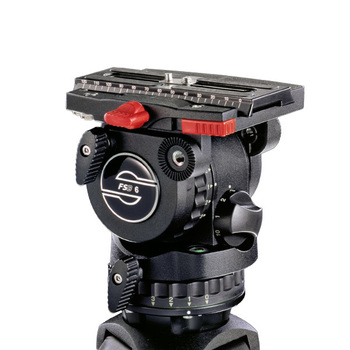 Rent Sachtler FSB4 Fluid head w/ 0375 carbon fiber sticks