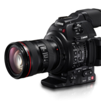 Rent Canon C100 / Atomos Ninja Blade / L-series zooms