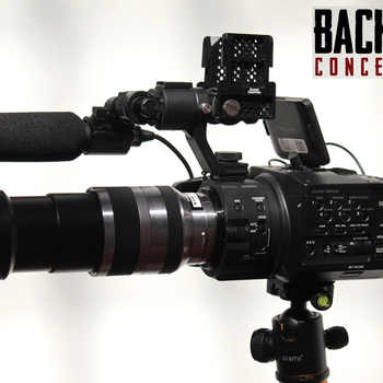 Rent Sony NXCam NEX-FS100U Camera Package