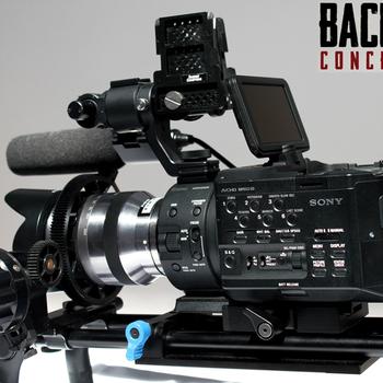 Rent Sony NXCam NEX-FS100U Camera Package