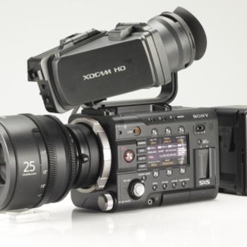 Rent Sony PMW F5