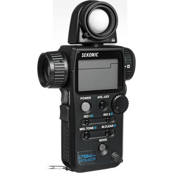 Rent Sekonic L-758Cine Light Meter