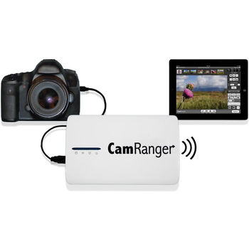 Rent CamRanger Wireless Controller for Canon and Nikon DSLR's