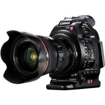 Rent Canon C100 M1 and Accessories